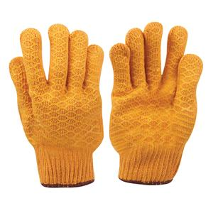 Yellow Gripper Gloves