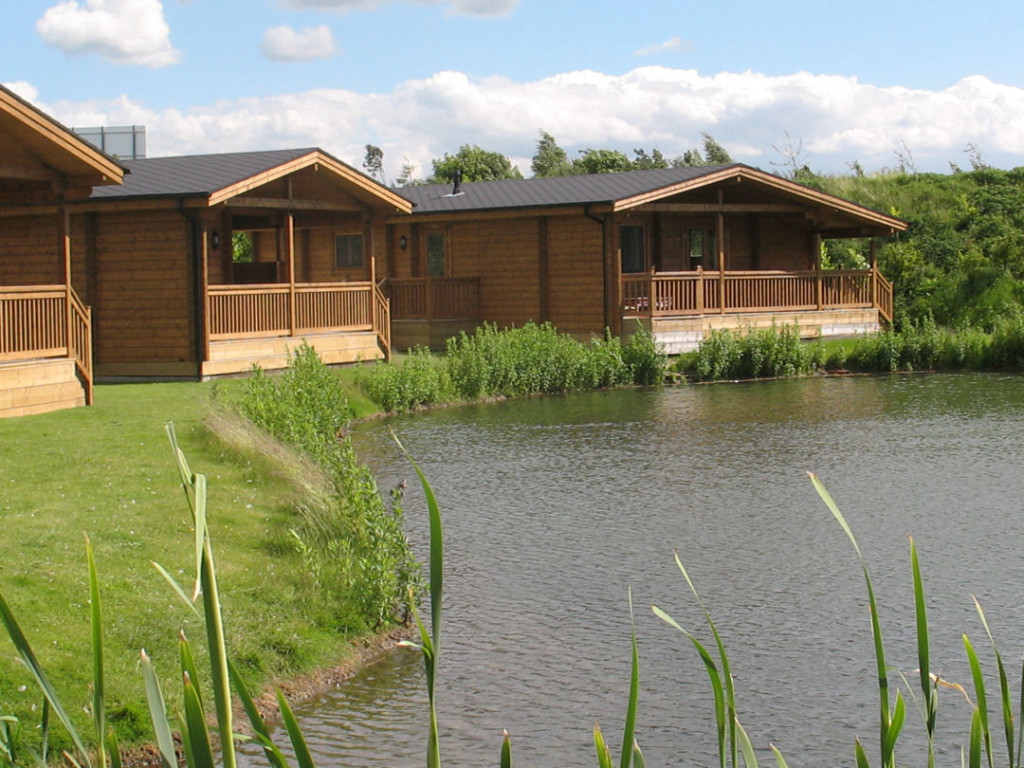 Yorkshire Swift Foundation Log Cabins
